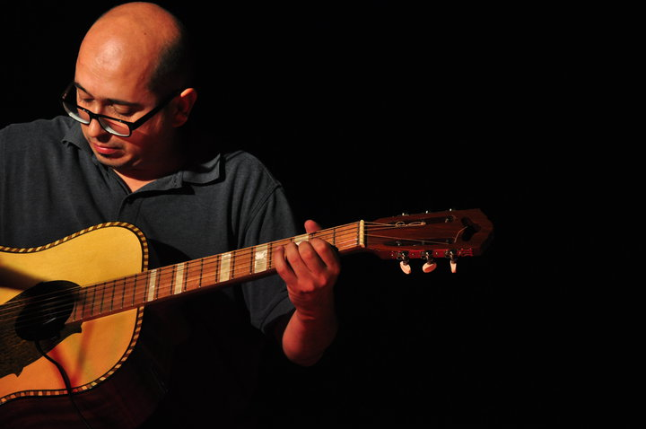 Fabio Calzia, foto di Gigi Murru